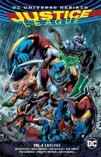 Justice League Vol. 4 Endless (Rebirth)