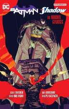 Batman/The Shadow: The Murder Geniuses