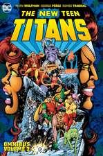 New Teen Titans Volume 2 Omnibus