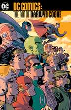 DC Comics The Art Of Darwyn Cooke
