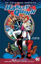 Harley Quinn Volume 5. Rebirth