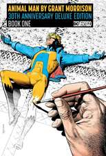 Animal Man by Grant Morrison Book One Deluxe Edition