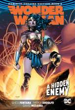 Wonder Woman: The Rebirth Deluxe Edition