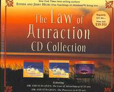 The Law of Attraction CD Collection:  A Revolutionary Approach for Putting the Date Back Into Dating