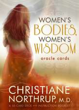Women's Bodies, Women's Wisdom Oracle Cards