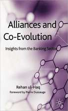 Alliances and Co-Evolution: Insights from the Banking Sector