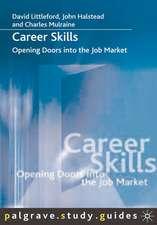 Career Skills: Opening Doors into the Job Market