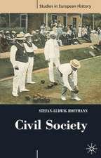 Civil Society: 1750-1914