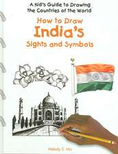 How to Draw India's Sights and Symbols