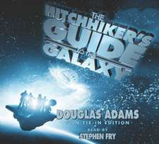 Adams: Hitchhiker's Guide Galaxy/tie-in/6 CDs