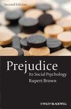 Prejudice: Its Social Psychology