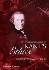 The Blackwell Guide to Kant′s Ethics