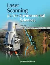 Laser Scanning for the Environmental Sciences