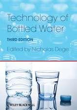 Technology of Bottled Water