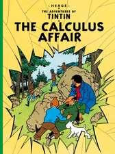Tintin - the Calculus Affair