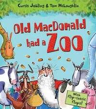 Old MacDonald Had a Zoo:  A Colourful City