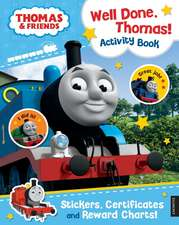 Thomas & Friends Well Done Thomas