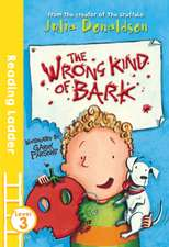 The Wrong Kind of Bark:  Level 3