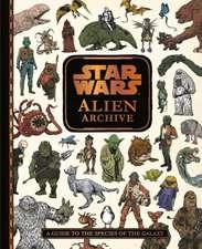 Star Wars: Alien Archive Species Guide