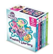 My Little Pony Movie: Pocket Library