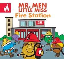 Mr Men Fire Station