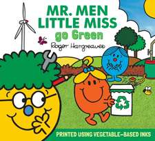 Mr. Men go Green