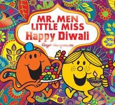 Mr. Men Happy Diwali