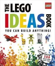 The LEGO® Ideas Book: Publishers Weekly Bestseller. De la 7 ani
