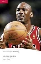 Taylor, N: Level 1: Michael Jordan Book and CD Pack
