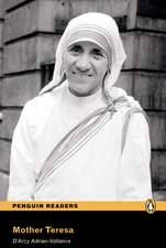 Mother Teresa, Level 1, Penguin Readers:  Elementary Business English Course Book with CD-ROM