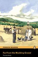 Far from the Madding Crowd, Level 4, Penguin Readers:  Curse of the Black Pearl, Level 2, Penguin Readers