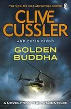 Golden Buddha: Oregon Files #1
