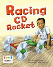 Racing CD Rocket Pack of 6