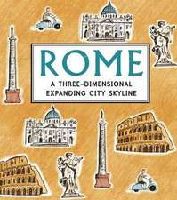 Rome: A Three-Dimensional Expanding Pocket Guide
