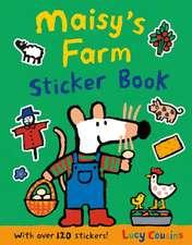 Maisy's Farm Sticker Book