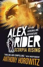 Alex Rider 09: Scorpia Rising. 15th Anniversary Edition