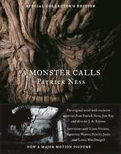 A Monster Calls. Collector's Edition. Movie Tie-In