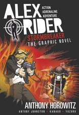 Stormbreaker Graphic Novel