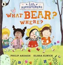 Little Adventurers 02: What Bear? Where?