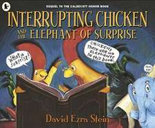 Interrupting Chicken and the Elephant of Surprise