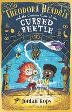 Theodora Hendrix and the Curious Case of the Cursed Beetle