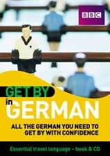Get By In German Pack
