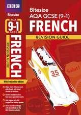BBC Bitesize AQA GCSE (9-1) French Revision Guide