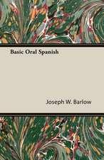 Basic Oral Spanish