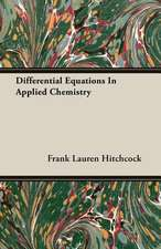 Differential Equations in Applied Chemistry:  Bolivia and Brazil