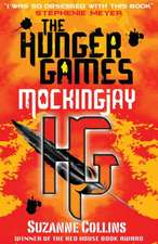 The Hunger Games 3. Mockingjay
