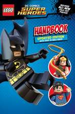 LEGO DC Super Heroes: Handbook (with Poster)