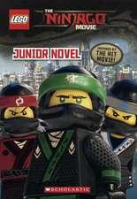LEGO Ninjago Movie: Junior Novel