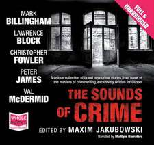 Fowler, C: The Sounds of Crime