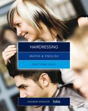 Maths & English for Hairdressing